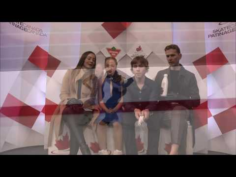 D'ALESSANDRO | WADDELL - Novice Pattern Dance 2 - CTNSC17