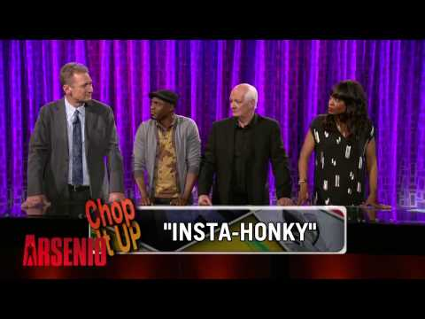 Wayne Brady, Ryan Stiles, Colin Mochrie, and Aisha Tyler Take On Nick Cannon In White Face
