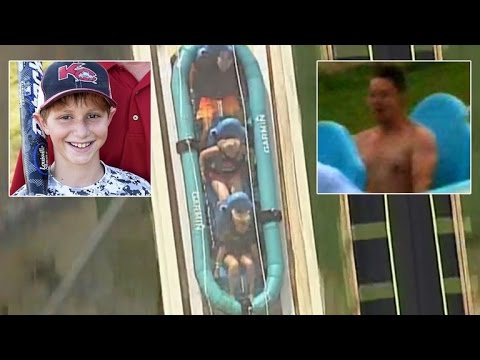 Man Reveals His Harness Broke On Verruckt Water Slide That Killed 10-Year-Old