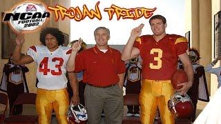 NCAA Football 2002 - (PS2) -1080p HD - USC Trojans at Texas Longhorns