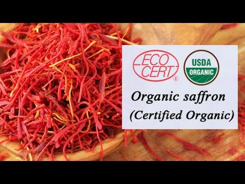 Organic Saffron supplier in Finland
