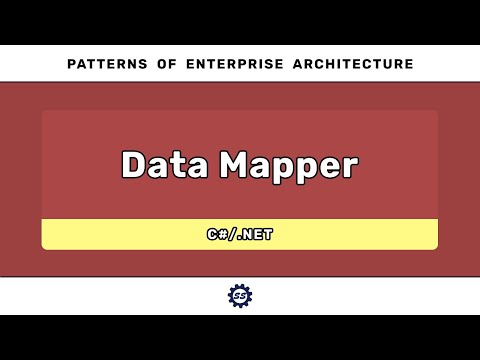 data-mapper-(c#)---patterns-of-enterprise-architecture