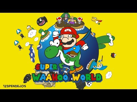 Super WAA HOO World