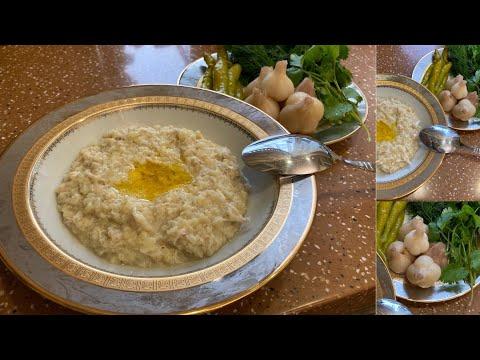 Харисса Арисса армянское традиционное блюдо Harissa Armenian հարիսա быстрый способ с Булгур
