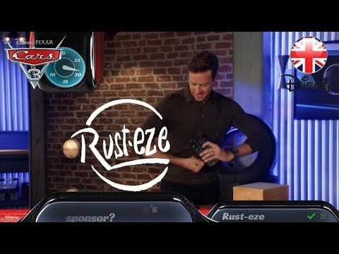 CARS 3 | Armie Knowledge | Out Now | Official Disney UK