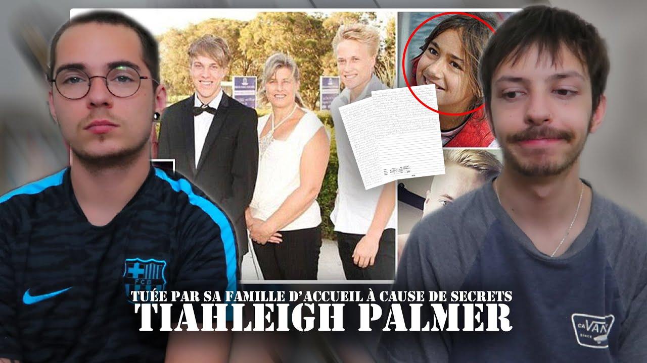 TUÉE PAR SA FAMILLE D'ACCUEIL À CAUSE DE SECRETS : TIAHLEIGH PALMER