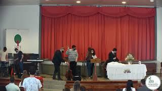 Culto da Manhã - Rev. Robson Pires Gripp - 02/08/2020