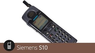 Retro: Siemens S10