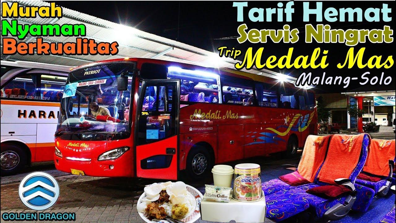 Gaya & Semangat Baru!!! Bis Wisata Komodo Jetbus 9+ SHD Unit