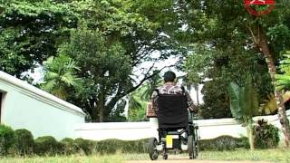 Portable Power wheelchair india Ostrich Mobility Verve Fx