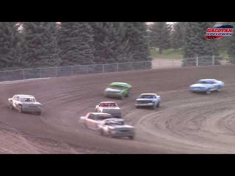 Dacotah Speedway Hobby Stock A-Main (8/24/18)