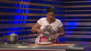 Karen Chiri - Representante de Bolivia en MasterChef Paraguay 2da Temporada