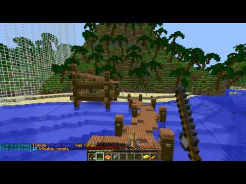 Norsk Minecraft - Survival games med Noobwork og Dr__general