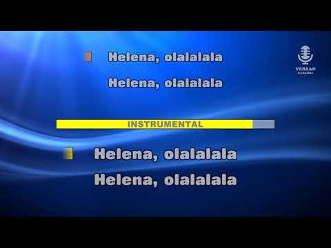 ♫ Demo - Karaoke - HELENA - Dino Meira