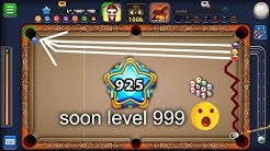 8 Ball Pool | Level 925 the Highest in the World(Walid damoni) VS Me | Trickshots highlights