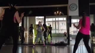 Zumba® Fitness в Уфе (Quien Quiere Bailar - Reggaeton-Timba zin 62)(, 2016-05-26T11:10:38.000Z)