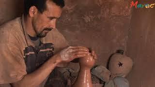 Tradition marocaine : La poterie