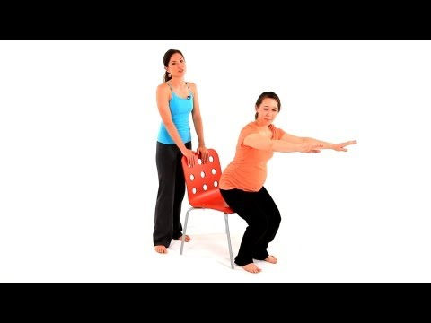 How To Do Squat Exercises | Pregnancy Workout