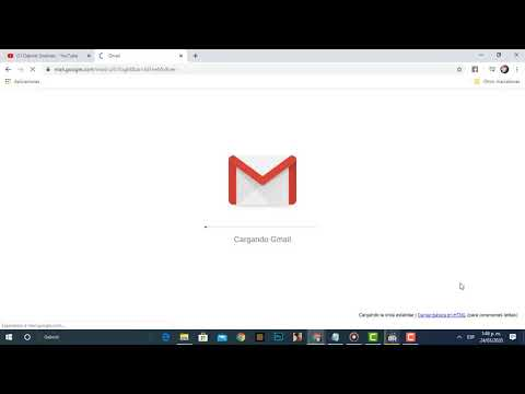 Habilitar Y Deshabilitar Chat De Gmail