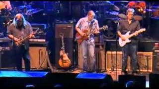 Allman Brothers Band with Eric Clapton Live - Stormy Monday 2009