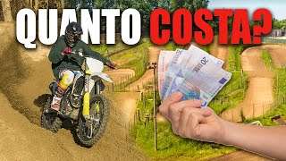 QUANTO COSTA GIRARE IN MOTOCROSS?