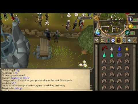 Forinthry Pk Commentary 2 - Runescape