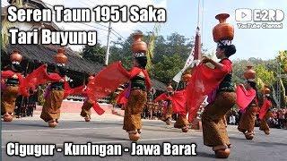 Tari Buyung - Upacara Adat Seren Taun 1951 Saka