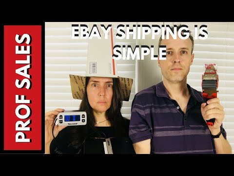 Ebay Shipping Made Simple