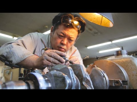 Japan's Secret Hidden Away Engine Builder - Koshikubi Engineering