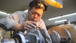 Japan's Secret Hidden Away Engine Builder - Koshikubi Engineering
