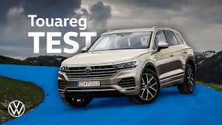Exkluzívny TEST Nového Volkswagen Touareg