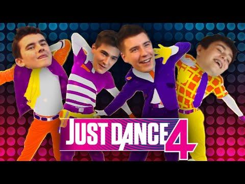 TAŃCE SKUBAŃCE - Just Dance 4 - Ekipa Terefere