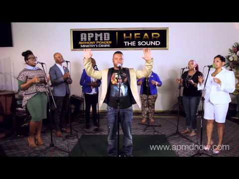 My Praise by APMD Anthony Ponder & Ministry's Desire