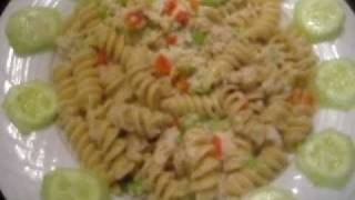 Crabmeat Pasta Salad: A Simple Tasty Meal!