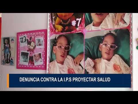 Ni con tutela la IPS Proyectar Salud responde por medicamentos