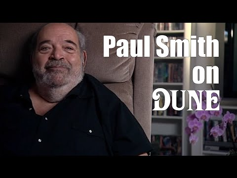 Paul Smith on Dune - Casting