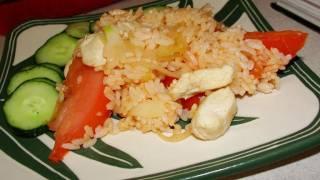 Thai Water Chestnut (chicken) Fried Rice