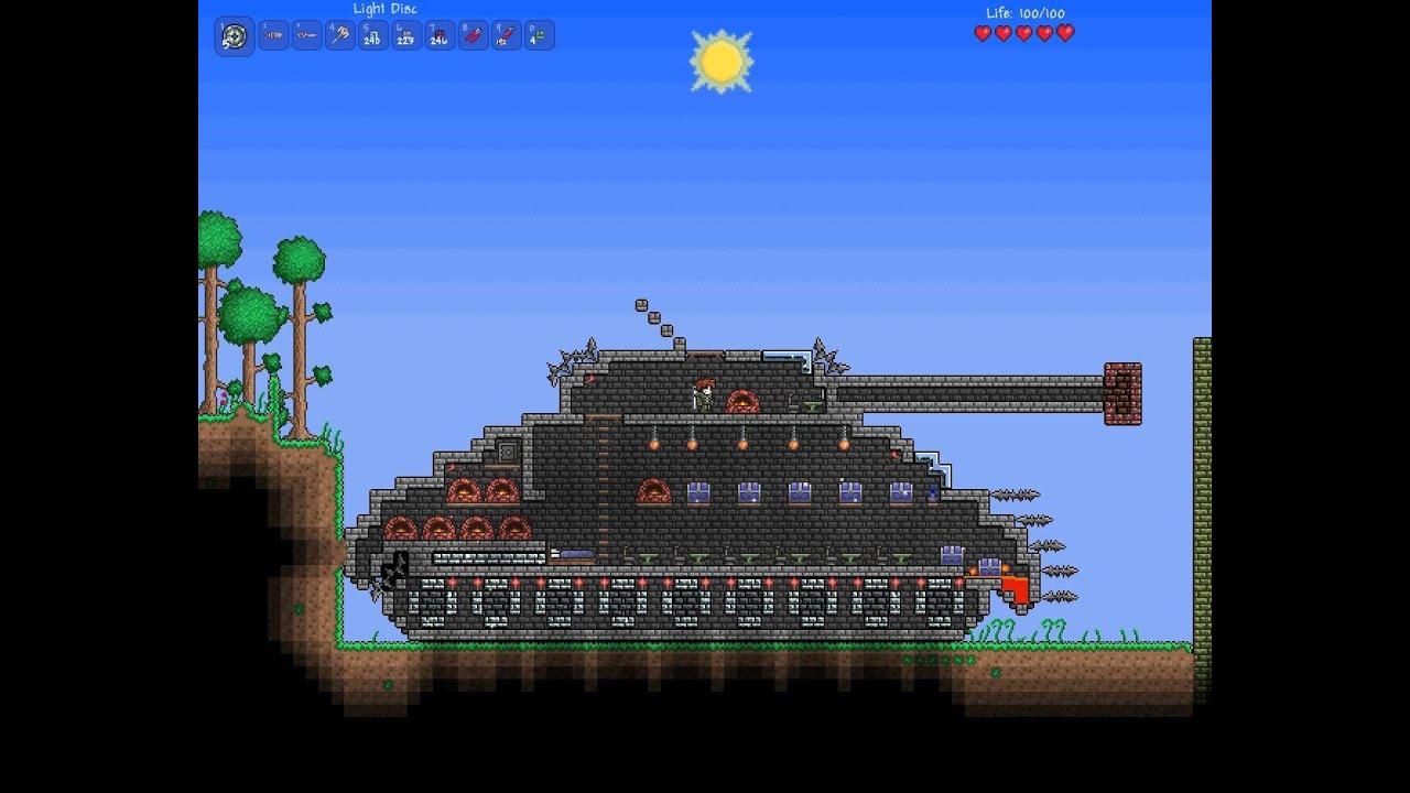 Terraria   Tank Build