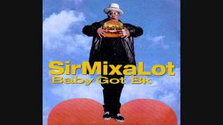 Sir Mix Alot - Baby Got Back~ (I like big butts and i can not lie!)(lyrics)(HQ)