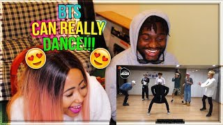 BTS SILVER SPOON BAEPSAE DANCE PRACTICE SHE 39 S