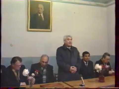 Saparmurat Niyazov speech