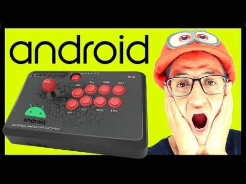MANDO ARCADE PARA ANDROID - (Así funciona en KOF 2002, Street Fighter y más)   𝗧𝘂𝘁𝗼𝗿𝗶𝗮𝗹𝗦𝗵𝗼𝘄