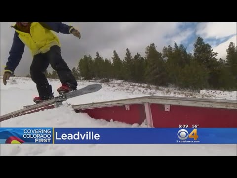 Snow Is The Classroom For Colorado Mountain College Students
