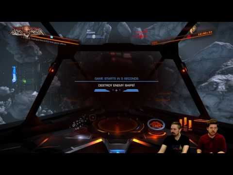 Elite Dangerous CQC With the Developers