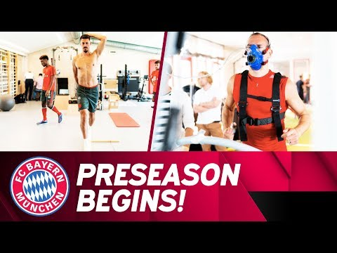 FC Bayern Performance Test: First Days w/ Niko Kovac!
