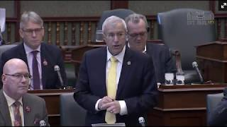 MPPs call out government on Northern neglect Dec. 6, 2017