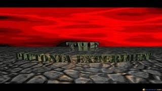 Final Doom gameplay (PC Game, 1996)