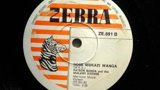 Download Patson Banda & The Malawi Sisters - Rose Mukazi Wanga (Malawi) (Zebra 891) MP3 song and Music Video