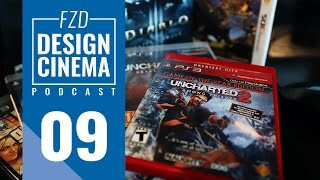 Design Cinema Podcast EP 9 – Video Game IPs