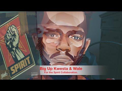 Kwesta - Spirit ft. Wale - Reaction